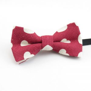 Sweet Hearts Bow Tie
