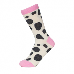 Cow Spot Socks